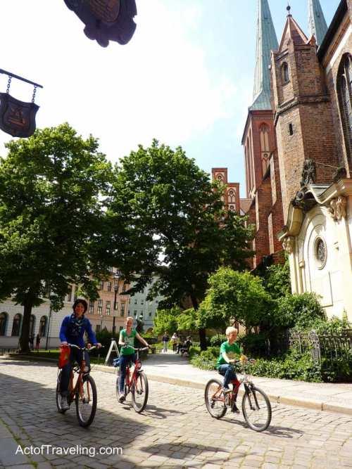 Berlin with kids