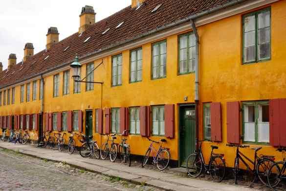 Nyboder Copenhagen