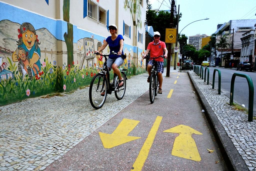 Rio by bike