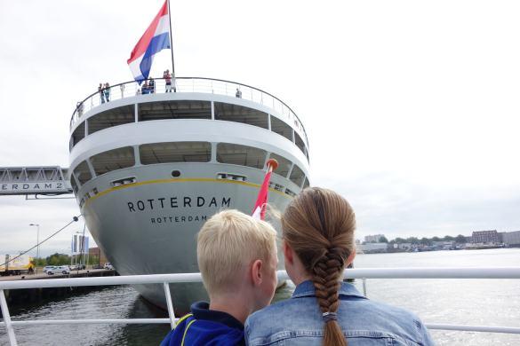 ss Rotterdam hotel