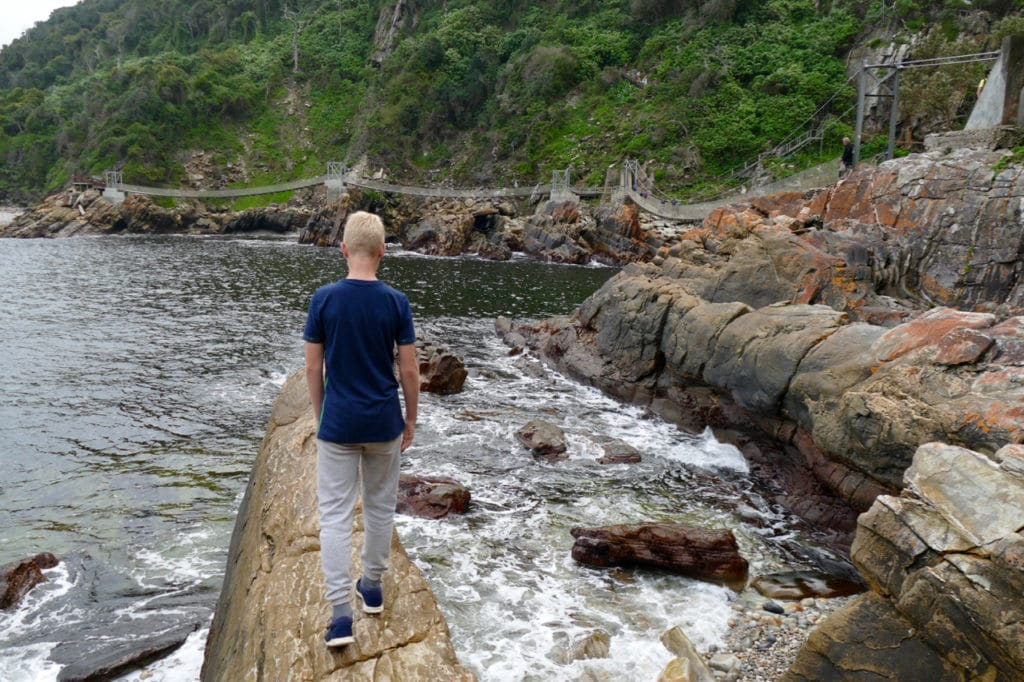 Garden Route Storms River mouth
