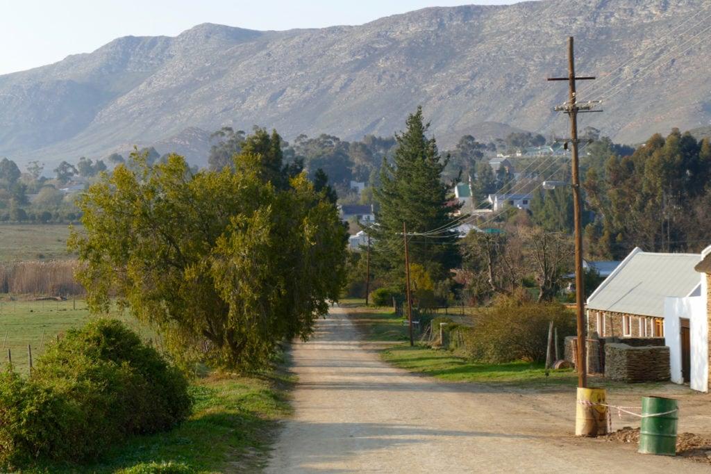 Route 62 Barrydale