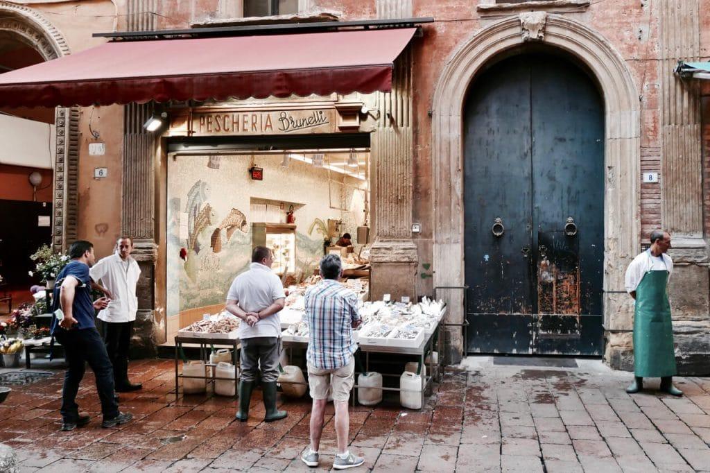 Pescheria Bologna