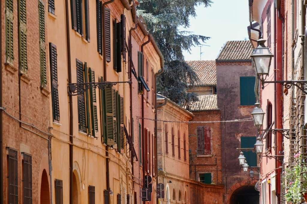 Streets Ferrara