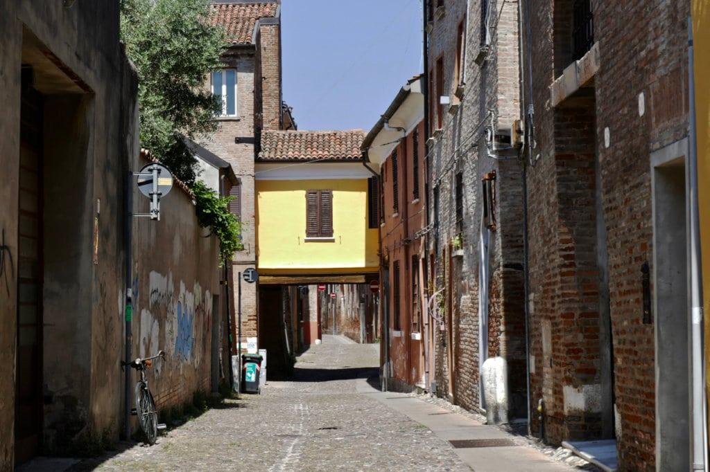Via delle Volte Ferrara