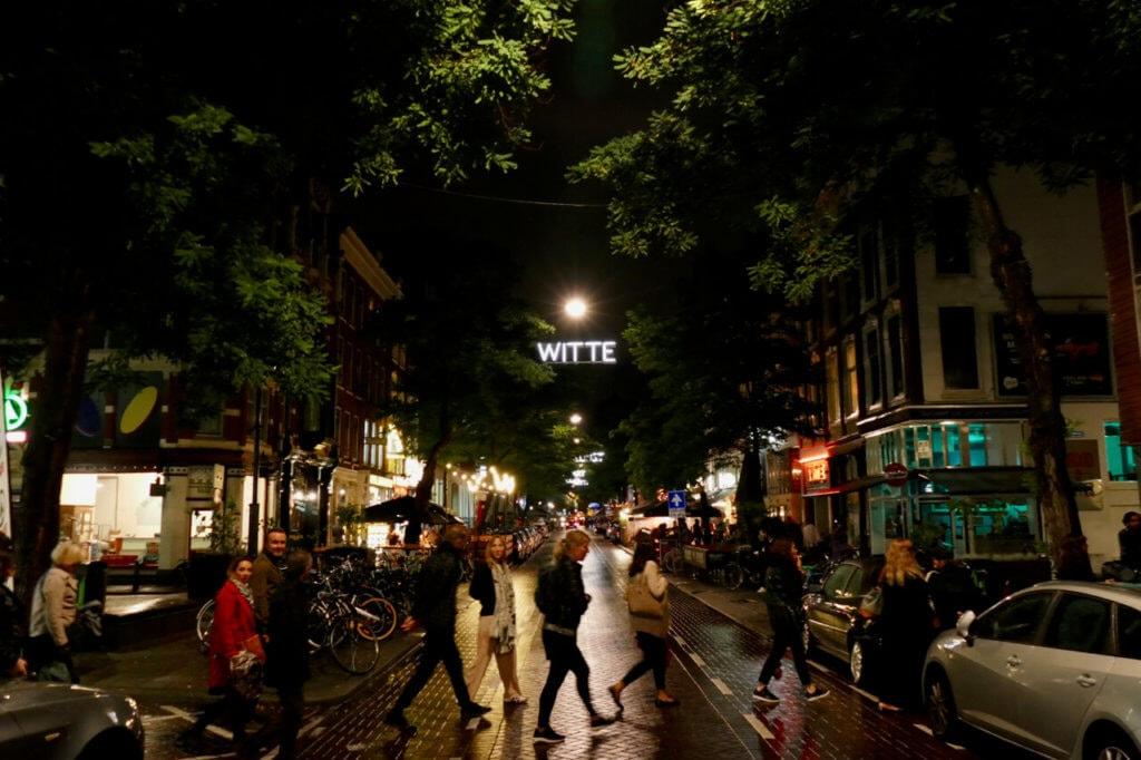 Crossing Witte de Withstraat