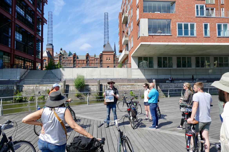 Hamburg bike tour