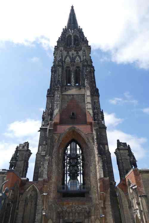 Hamburg Nicolai church