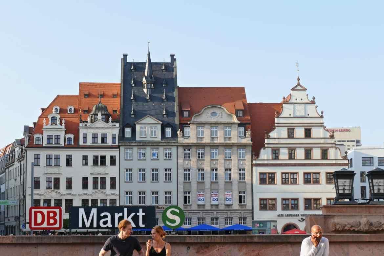 Markt Leipzig