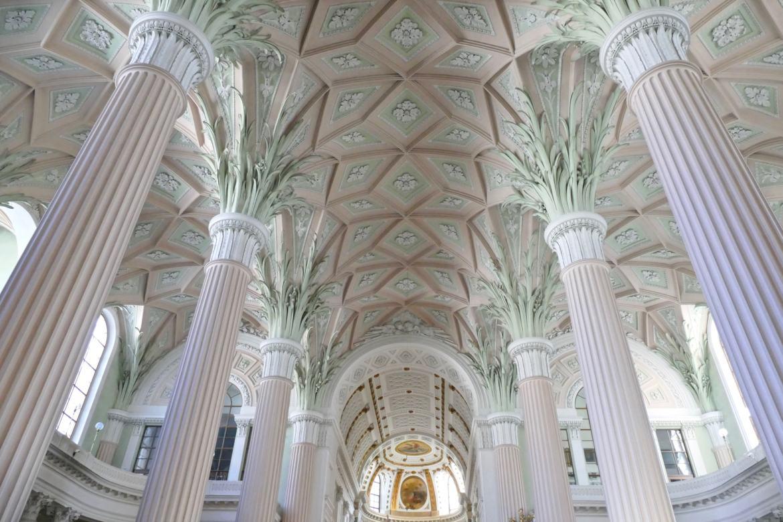 Nicolas church interior