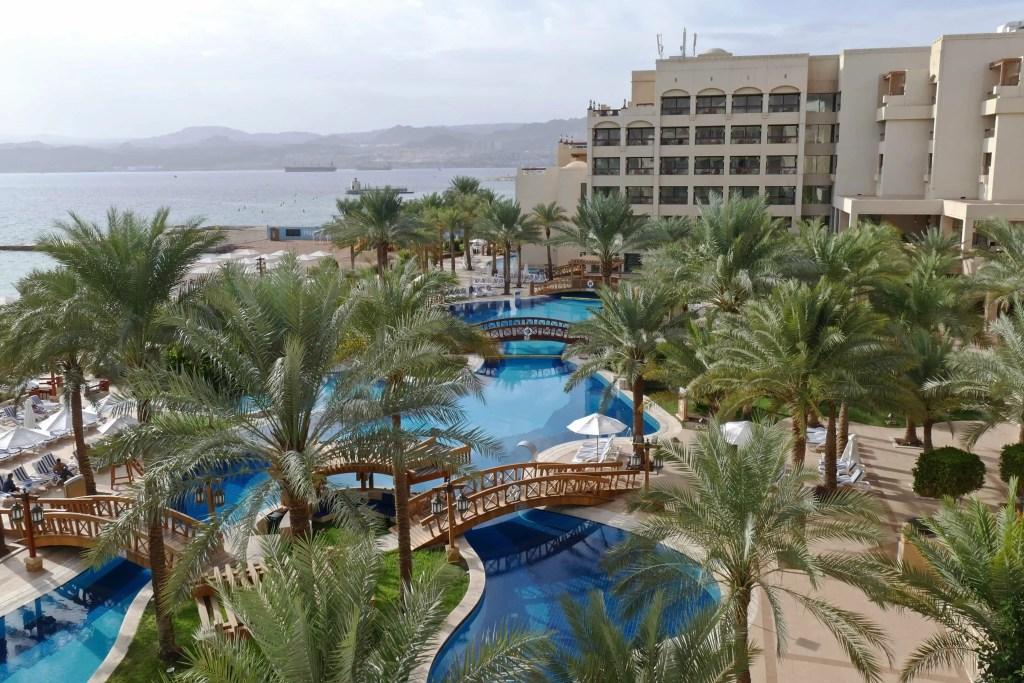 Aqaba Intercontinental hotel