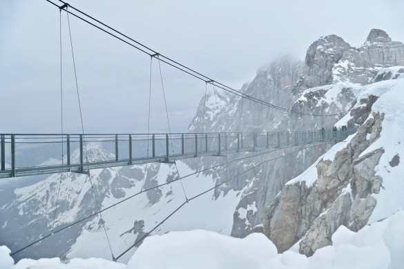 Dachstein suspension bridge