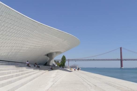 Lisbon MAAT museum