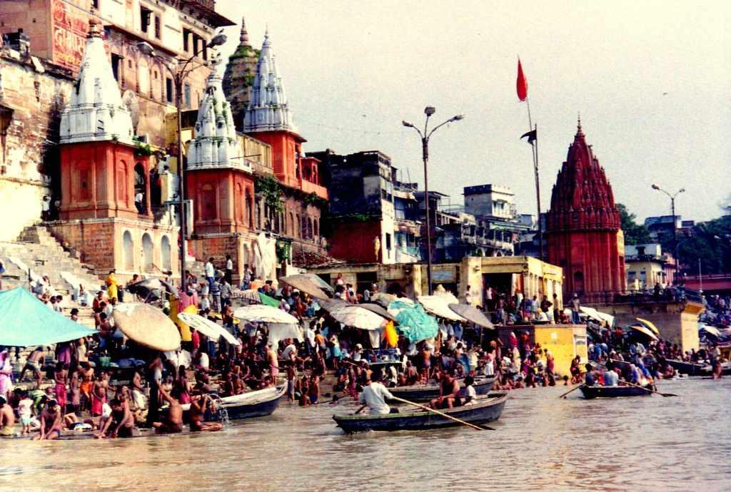 India traveling
