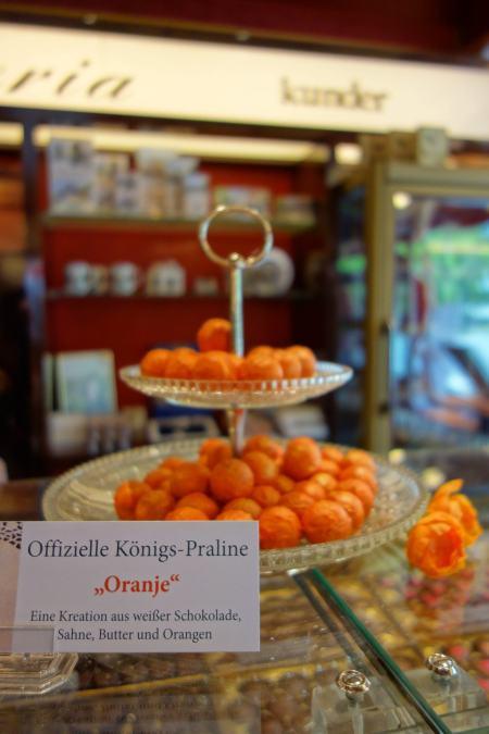 Oranje Praline
