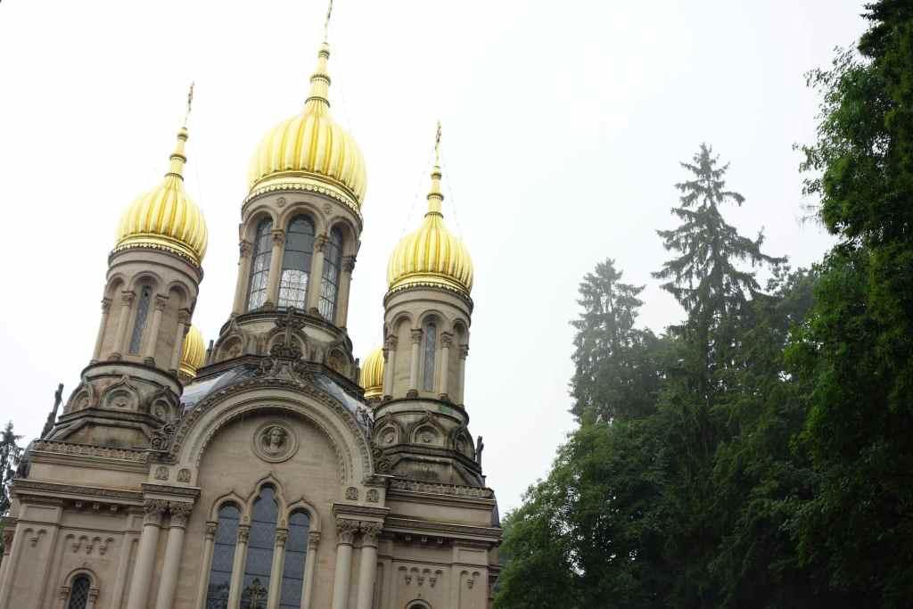 Russian orthodox church Wiesbaden