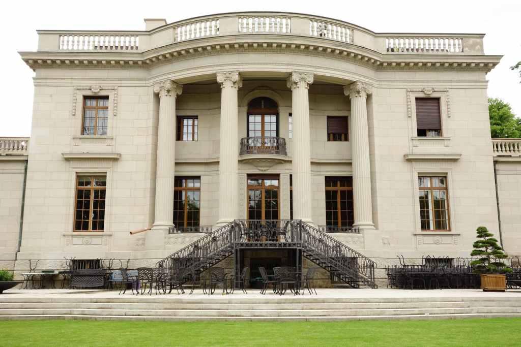 Wiesbaden architecture