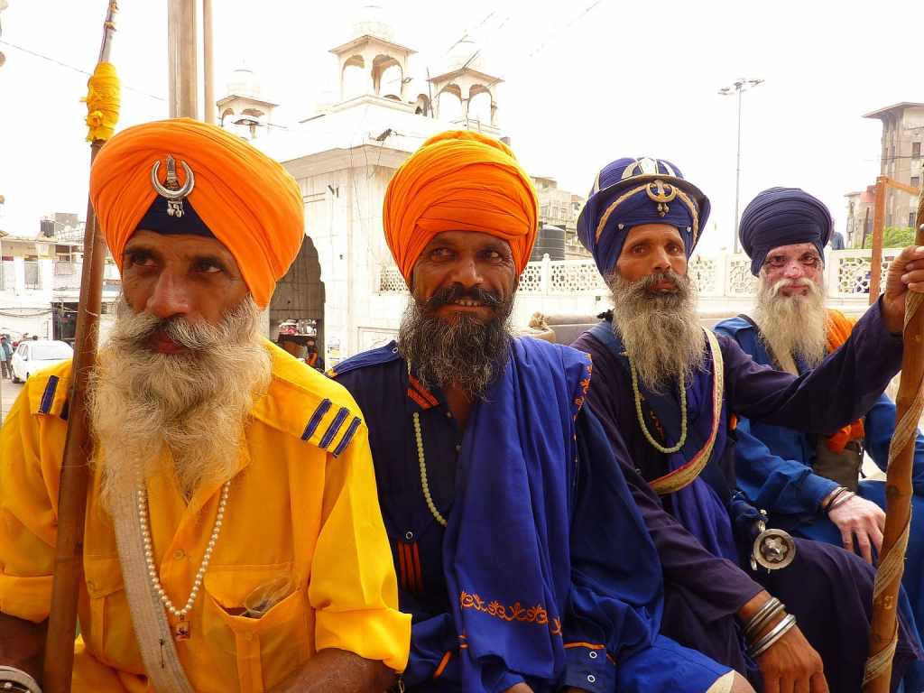 Indian sikhs
