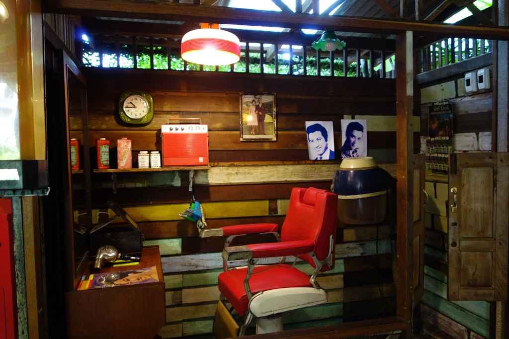 Inside hotel guesthouse bangkok