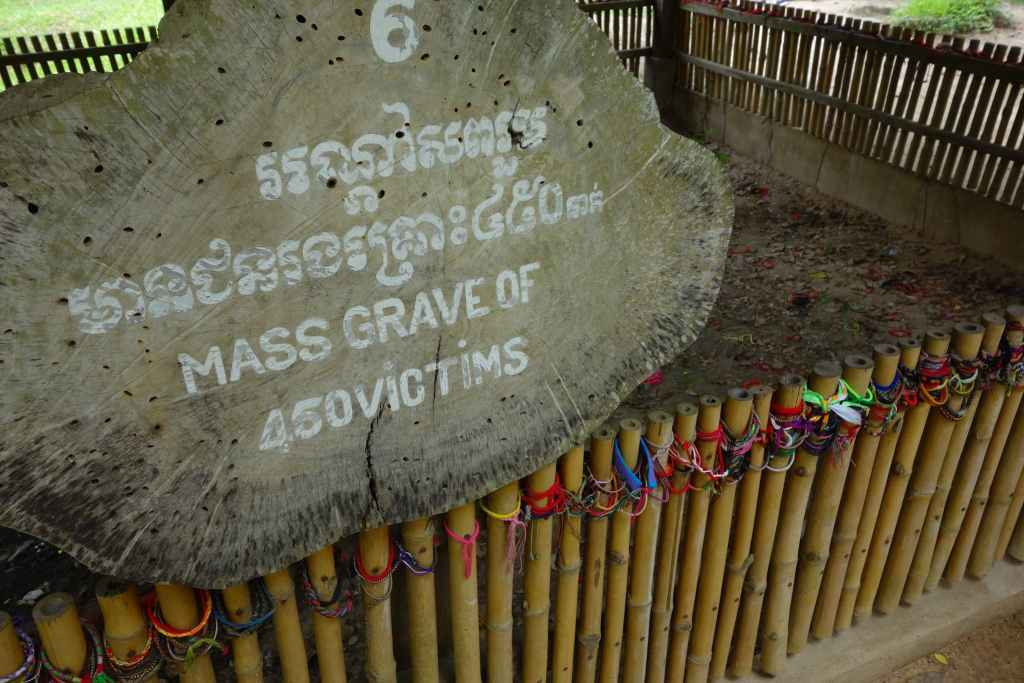 Mass grave Killing Fields