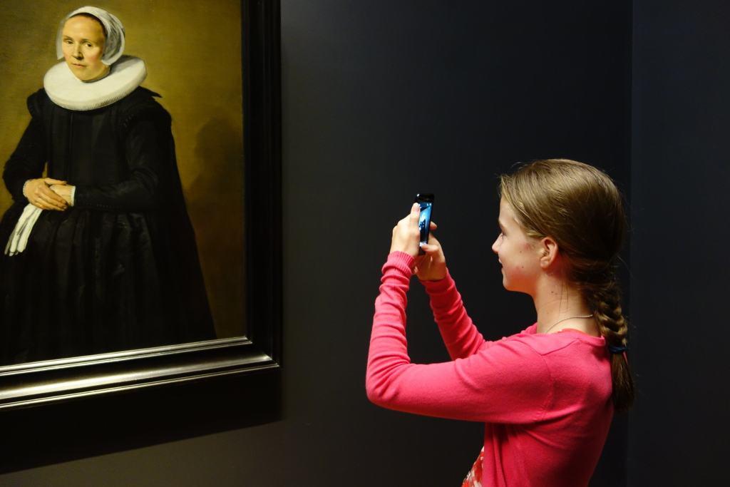 Family trip to Amsterdam Rijksmuseum