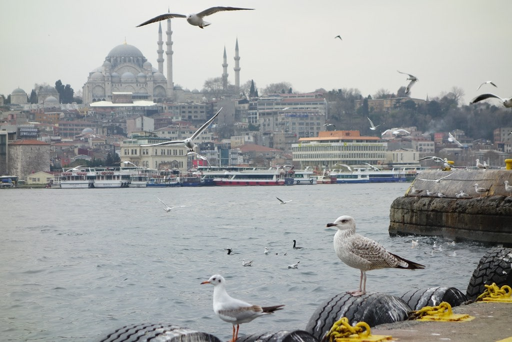 Istanbul classic view