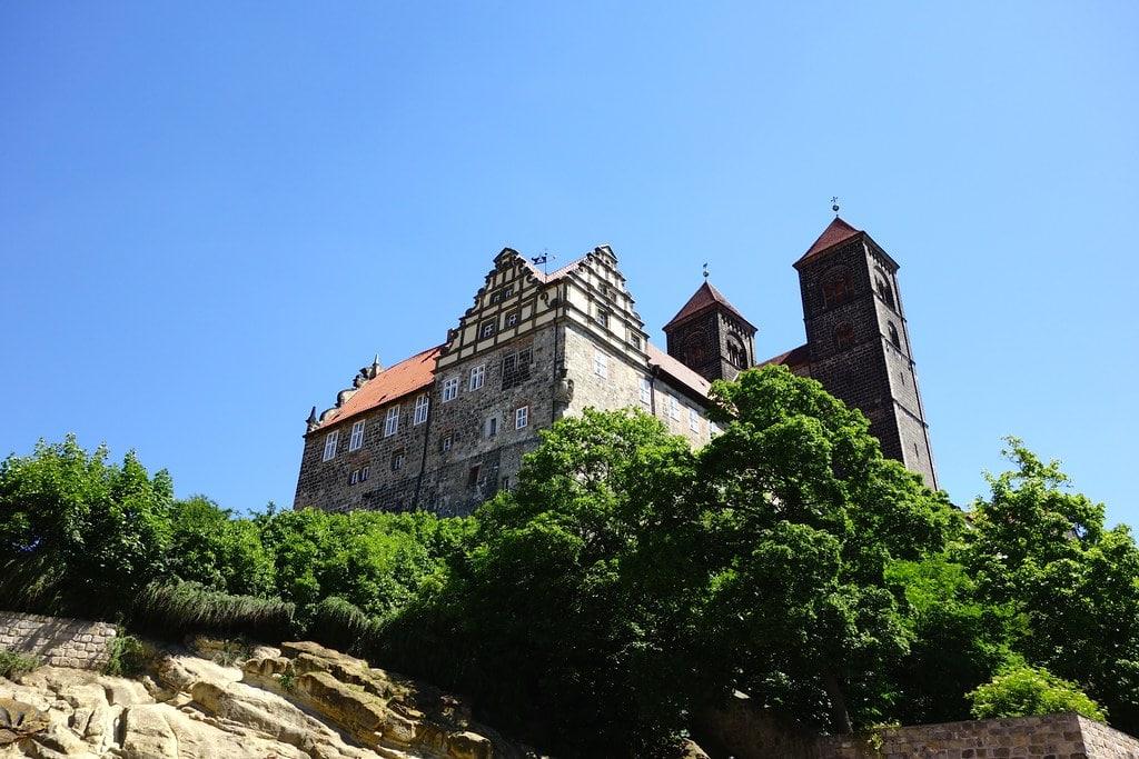 Servatius church Quedlinburg
