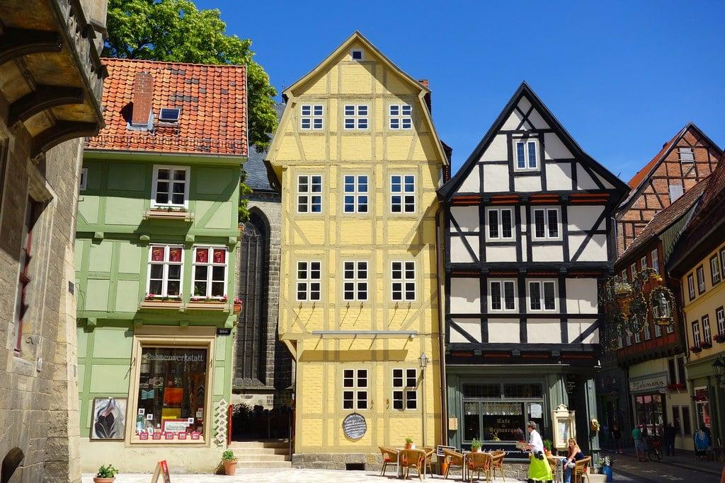 Houses Quedlinburg