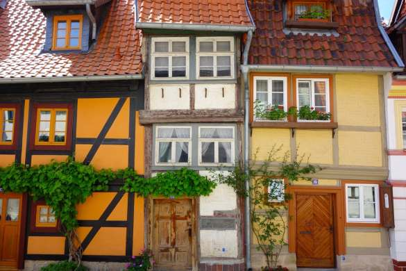 Harz German architecture