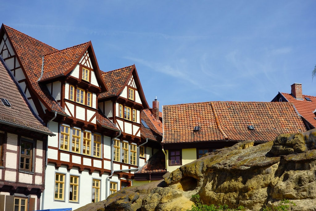 Quedlinburg Harz Germany