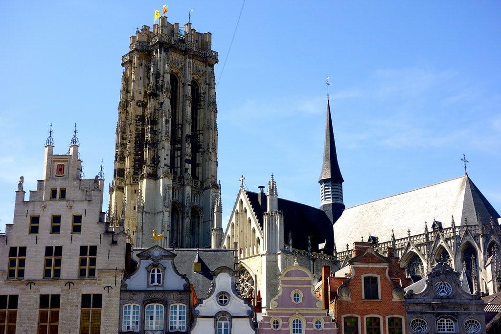 Roofs of Mechelen