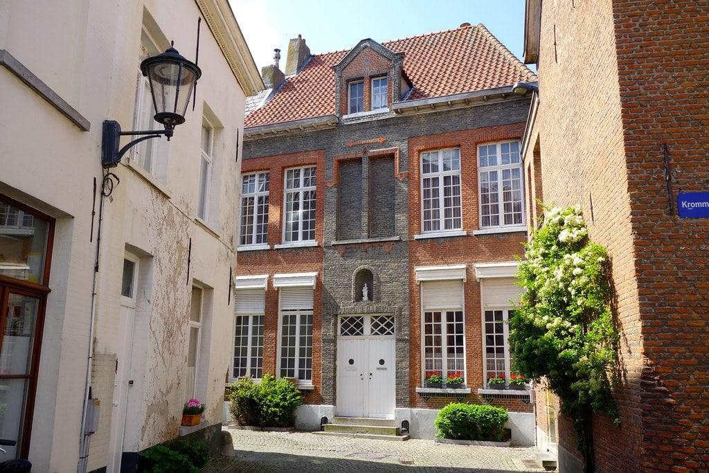 Large beguinage Mechelen