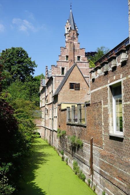 Old building in Mechelen