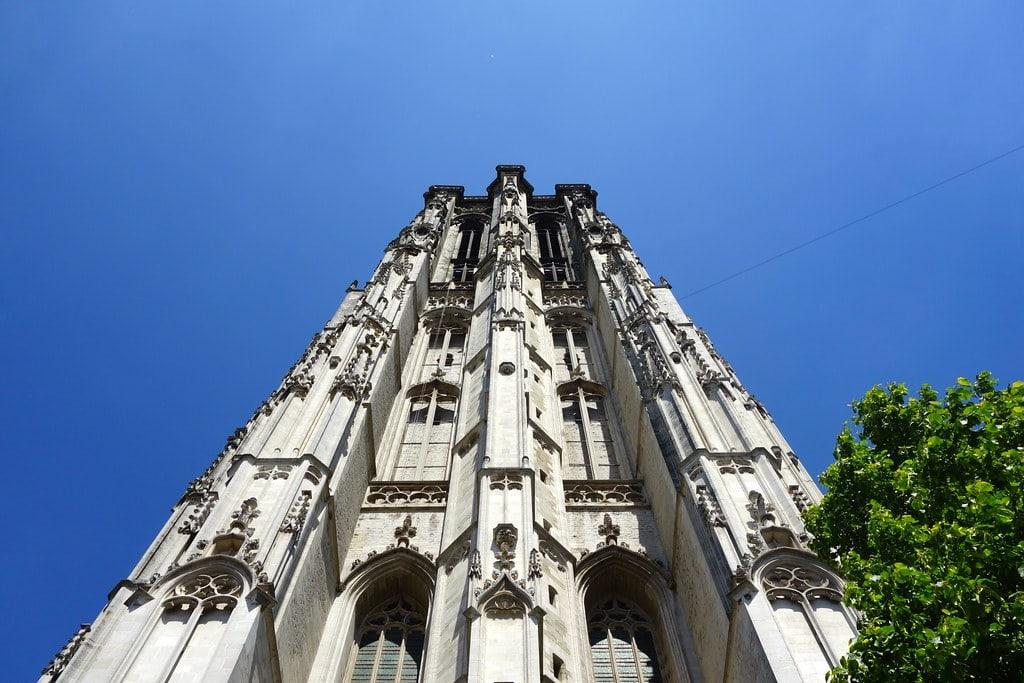 St Rumboldstower Mechelen