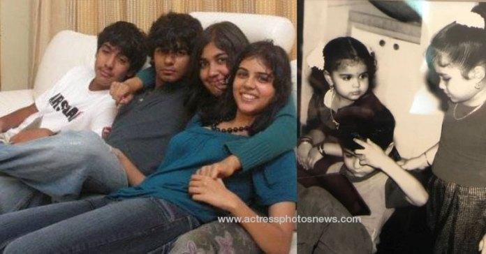 kalyani priyadarshan old photos