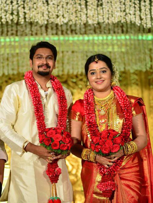 samskruthy shenoy marriage photos