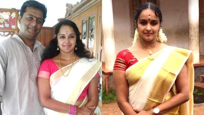 Shalu menon husband family