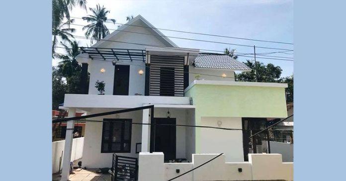 Ansiba Hassan home