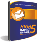High Impact eMail 5 Professional