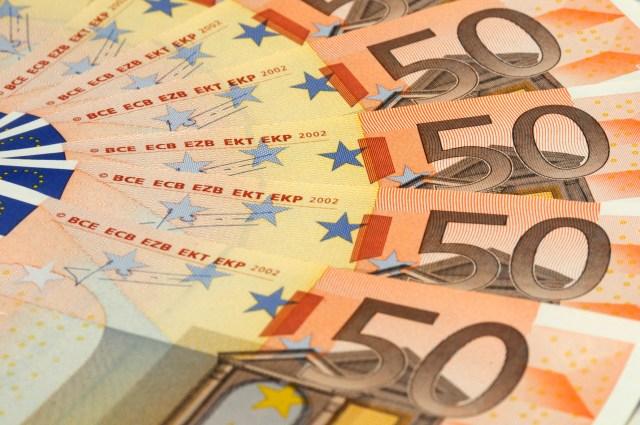 billets 50 euro #5