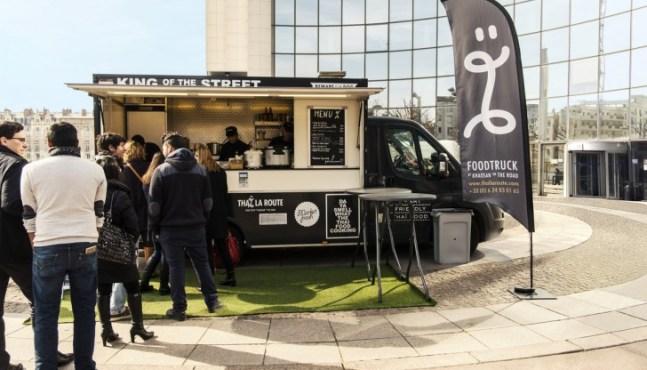 Les foodtrucks : un business lucratif ?