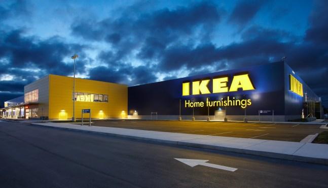 IKEA vise un modèle économique 100 % EnR