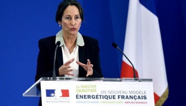 Ségolène Royal favorable à la prolongation du parc nucléaire français