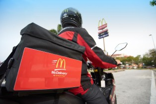 McDonald's livre à domicile grâce à UberEATS