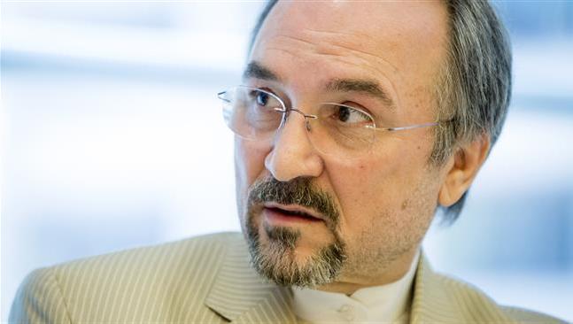 Le vice-ministre iranien de l'Economie en visite en France pour participer à la conférence Euromoney