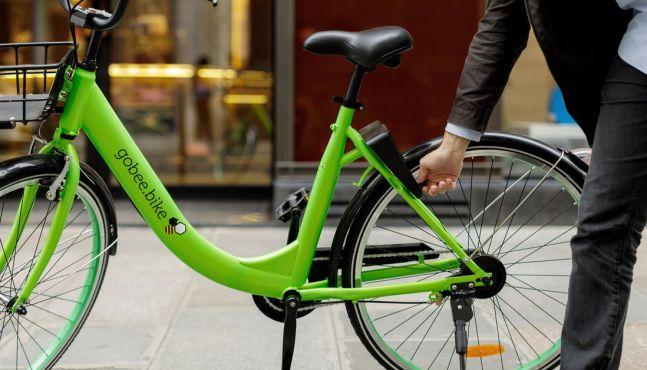 Gobee.bike se retire du marché français après la dégradation trop importante de sa flotte