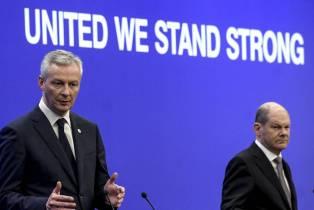 """La France appelle à un """"réveil"""" fiscal en Europe pour les géants du web américain"""