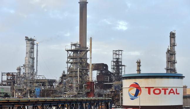 Le géant pétrolier français Total supprime 200 emplois au Danemark