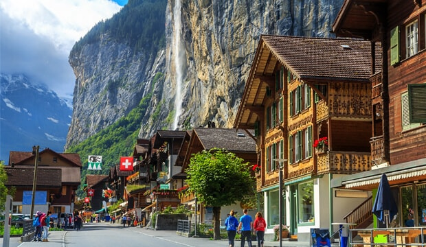 Suisse : le nombre de touristes américains bat des records