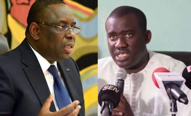 """Moussa Tine raille Macky: """"Nous sommes devenus une République des scandales…(vidéo)"""
